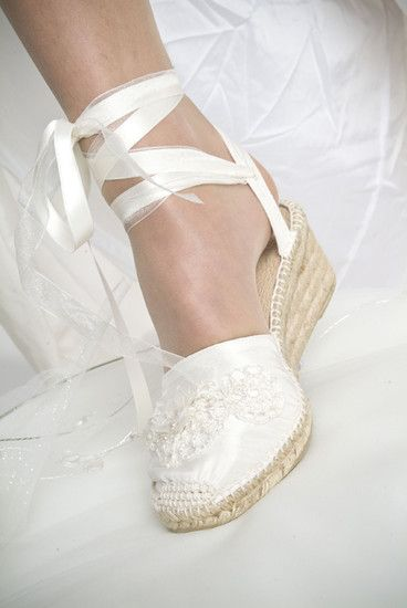 chaussures mariage champetre