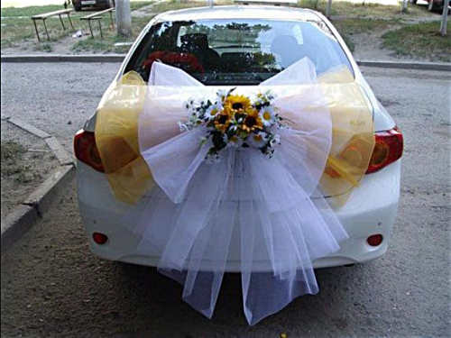 decoration de voiture de mariage free shipping off66 in stock