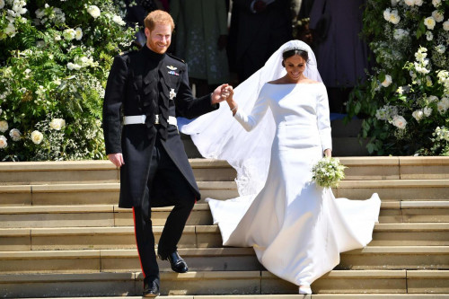 givenchy meghan markle wedding dress chelsea vintage couture