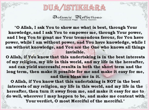 istakhara came out negative but we still want to marry each other islamicanswers islamic advice