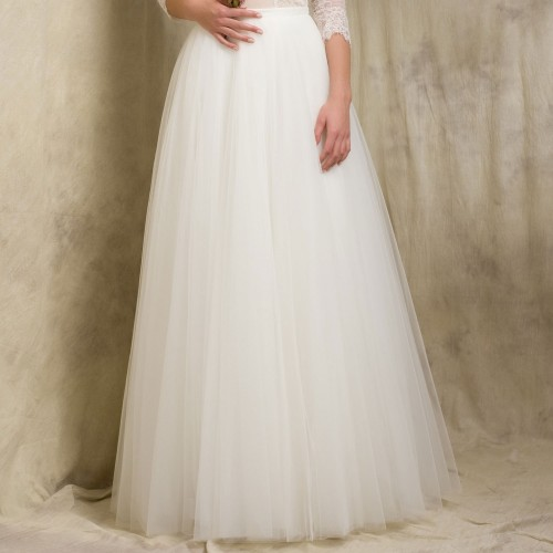 jupe tulle mariage