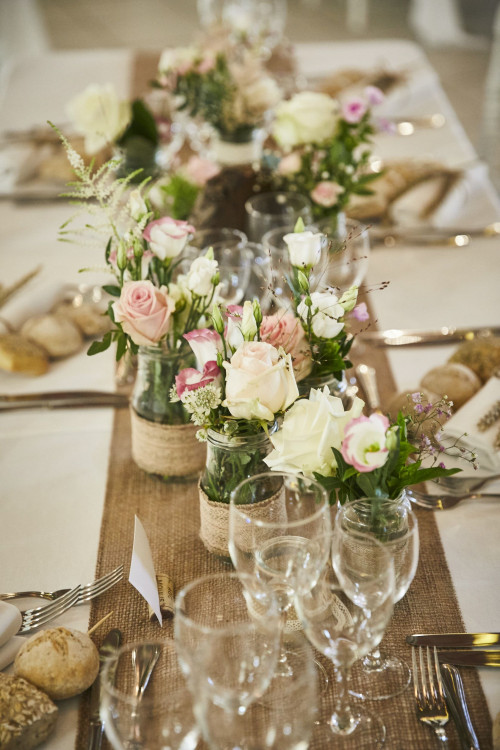 mariage deco champetre
