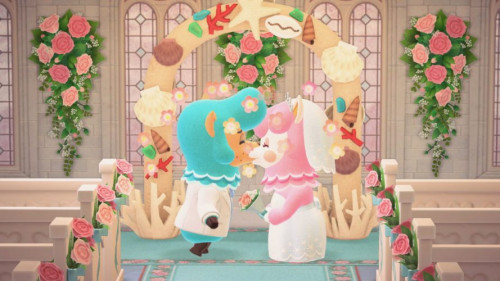 saison des mariages guide animal crossing new horizons