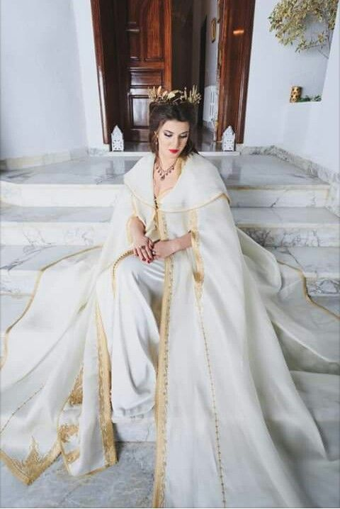 tenue traditionnelle tunisienne femme mariage