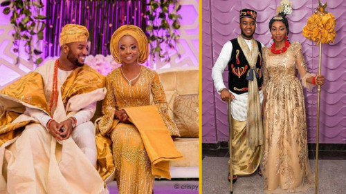 9 majestueuses tenues de mariage traditionnelles africaines