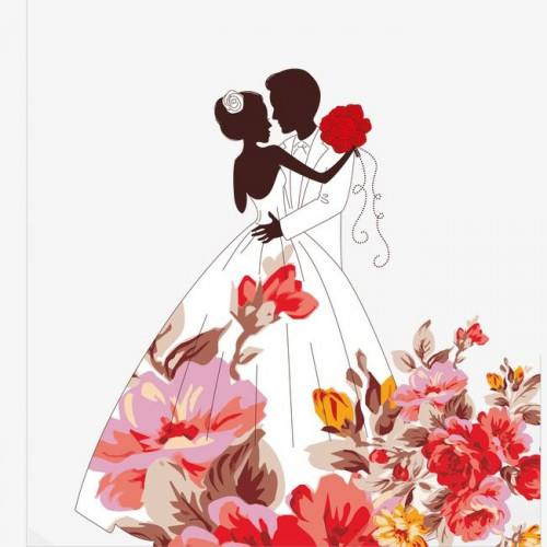 clipart mariage