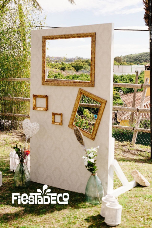 photo booth photocall fotos bodas fiestadeco idee animation mariage photo booth mariage cadre photo