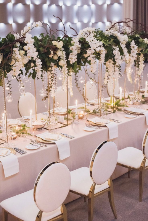 white and green table decor decoration table mariage décoration mariage deco mariage chic